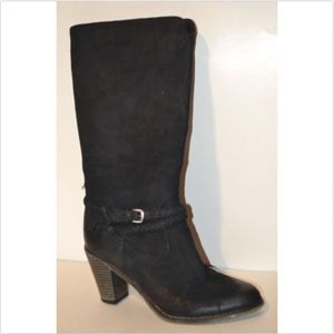 Matisse Womens Black Suede BRAVE Boots